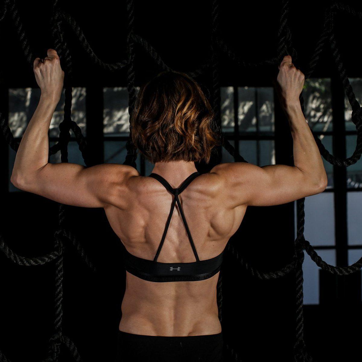 Anka Urbahn @ Diakadi Fitness, SF, CA, USA